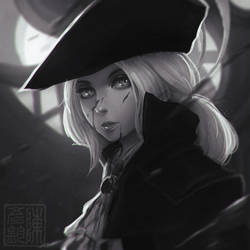 Lady Maria by Koyorin