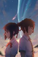 Kimi no Na wa. by Koyorin