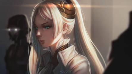 YoRHa Commander by Koyorin