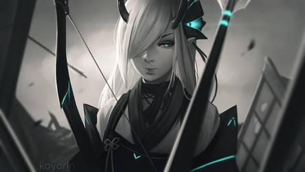 Archer by Koyorin