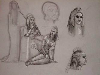 Queens by LukaTrkanjec
