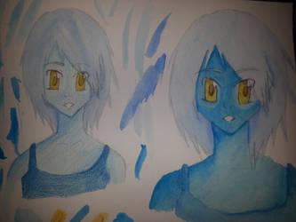 watercolor practice by Atlantean-chick