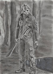 Jason Voorhees (final) by Rutheck