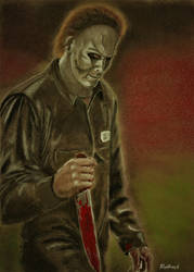 Michael Myers(1) by Rutheck
