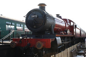 The Hogwarts Express by CJSutcliffe