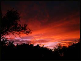 Sunset by ilovejolie86