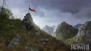 Mountain Grave by EthicallyChallenged