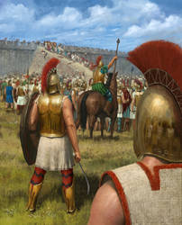 Siege of Smyrna by EthicallyChallenged