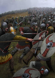 Battle of Strasbourg by EthicallyChallenged
