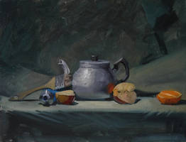 Still life study by EthicallyChallenged