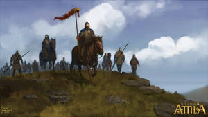 Welsh Raiders by EthicallyChallenged