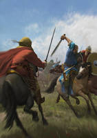 Atilla's Charge by EthicallyChallenged