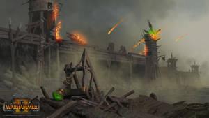 Skaven under siege by EthicallyChallenged