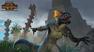 Lizardmen misfortune by EthicallyChallenged