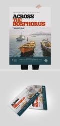 Across the Bhosphorus Poster ve Davetiye by sedatgever