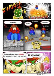 Princess Mario - Page Thirty One by FieryJinx