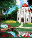 Adventurers - Temple by FieryJinx