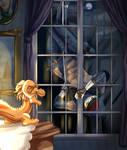 Adventurers - Master Thief by FieryJinx
