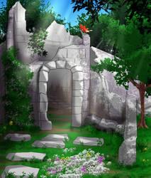 Adventurers - Ancient Ruins by FieryJinx