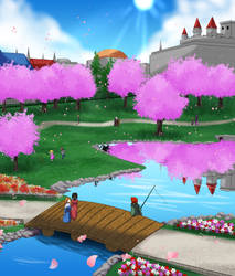 Adventurers - Park by FieryJinx