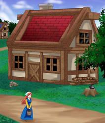 Adventurers - Residence by FieryJinx
