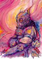Holy Guardian by Verismaya