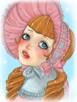 satelite bonnet colour by DarkDevi