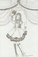 Puppet circus by DarkDevi