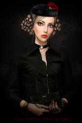 Victorian Doll by shiny-shadows-Art