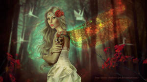 ROSE by shiny-shadows-Art