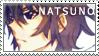 Natsuno stamp by ryuchan
