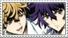 Natsuno-Toru BFFs stamp by ryuchan