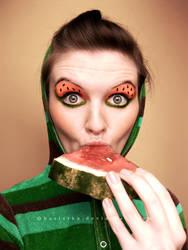 wathermelon by Basistka