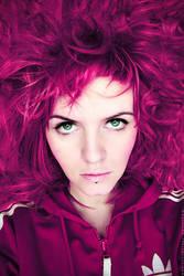 Curly hair by Basistka