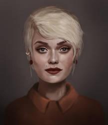blonde by Basistka
