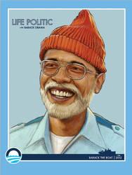 Zbama Obama Poster Project by Cloxboy