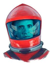 Odyssey Obama Poster Project by Cloxboy