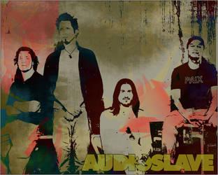 Audioslave poster by Walternativo