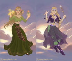 Magical-Elf C + E by GuestSayings