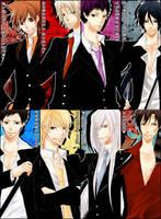 KHR TYL Bookmark by akamenashi