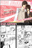 AKAME Anthology : Cafe Memory by akamenashi