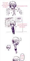 Fois : Gag 01 by akamenashi