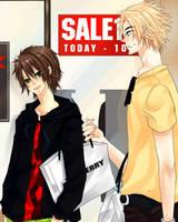 ACHA : Shopping by akamenashi