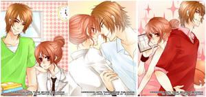 Tutor Love by akamenashi