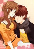 Sweet Lover by akamenashi