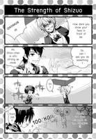 DRRR : 4 gag by akamenashi