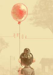 Ballon by akamenashi