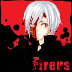 Fireus : Princess Of Krever by akamenashi