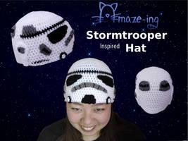 Amaze-ing Stormtrooper Hat by Amaze-ingHats