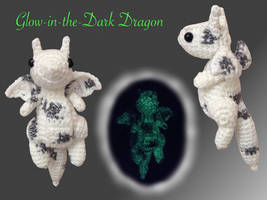 Glow-in-the-Dark Dragon by Amaze-ingHats